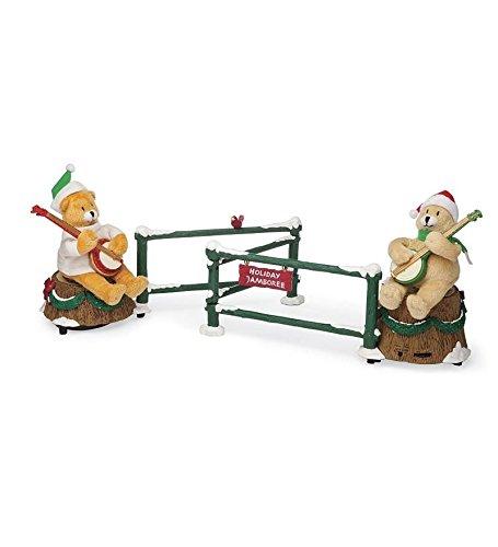 【大注目】 DuelingバンジョーBears by by Mr Mr。クリスマス。クリスマス B075SK5ZT9, TT&CO.:ae679597 --- svecha37.ru