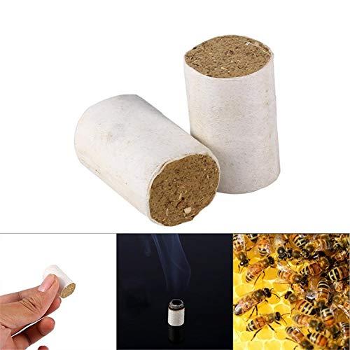 54pcs Beekeeping Tool Bee Hive Smoker Chinese Medicinal Herb Smoke Honey Making