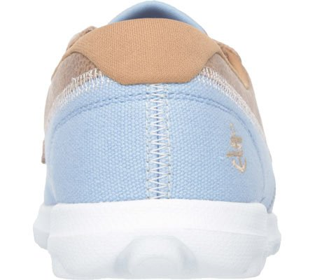 Zapatillas Skechers Mujeres On The Go Breezy, Azul Claro, Us 6.5 M