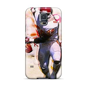 New Snap-on DavidKearns Skin Case Cover Compatible With Galaxy S5- Derrick Thomas Nfl Football Player