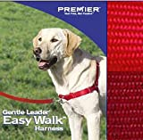 premier dog harness - Easy Walk Harness - Small/Medium, Red