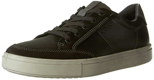Ecco Uomo Kyle Classic Fashion Sneaker Moonless / Moonless