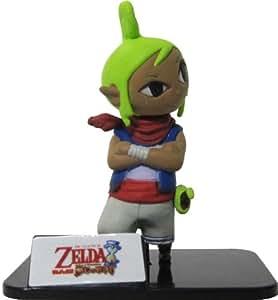 Takara Tomy Legend of Zelda Series Figure Collection - 5cm Tetra (Phantom Hourglass)