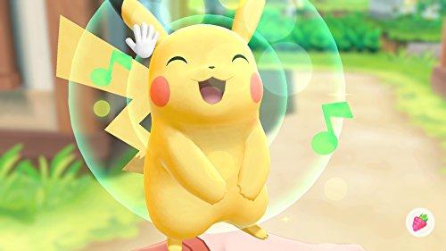 41tQtyOJ5kL - Pokémon: Let's Go, Pikachu! + Poké Ball Plus Pack