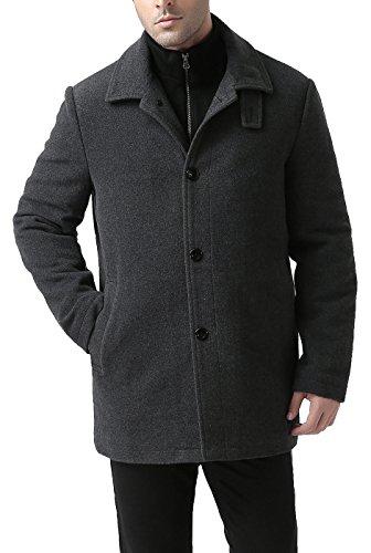 Wool Blend Car Coat - 8