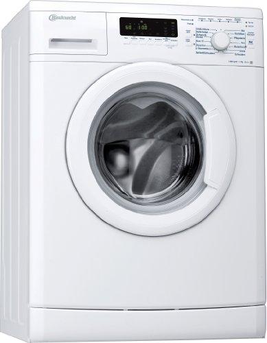 Bauknecht WA PLUS 744 A+++ Waschmaschine Frontlader / A+++ B / 1400 UpM / 7 kg / Weiß / Smart Select / Jeans Programm