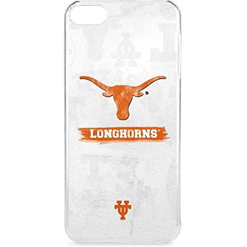 - Skinit University of Texas at Austin iPod Touch 6th Gen LeNu Case - Texas Longhorns Distressed Design - Premium Vinyl Decal Phone Cover