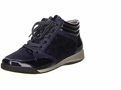 Ara - Damen - Rom Stf 44465 - Sneaker - schwarz MnsNgvwEIj