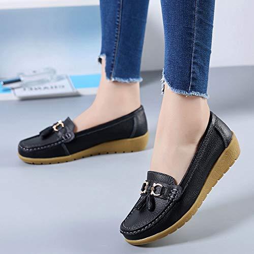 Noir 42 Jaune Chaussures ZHRUI EU Taille coloré qw8PWxvOZ