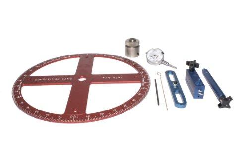 COMP Cams 4939 Pro Camshaft Degree Kit for Big Block Chevrolet