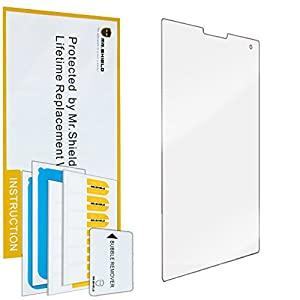 [5-PACK] Mr Shield For BlackBerry Passport Premium Clear Screen Protector with Lifetime Replacement Warranty by Mr Shield