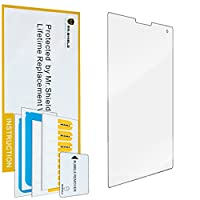 Mr Shield [5-PACK] Para BlackBerry Passport Premium Clear Screen Protector con garantía de por vida de reemplazo