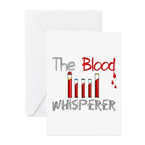 CafePress - The Whisperer Occupations - Greeting Card, Note Card