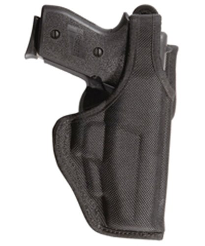 - Bianchi Accumold 7120 Defender Size: 13 Glock 17 22 Holster (Black, Right Hand)