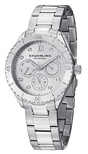 "Stuhrling Original Women's 549.01 Symphony ""Regent Gala"" Stainless Steel Bracelet Watch"