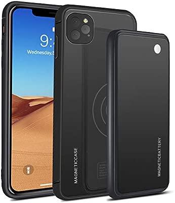 EASYCOBFunda Batería para iPhone 11 Pro 5.8 Inch 5000mAh ...
