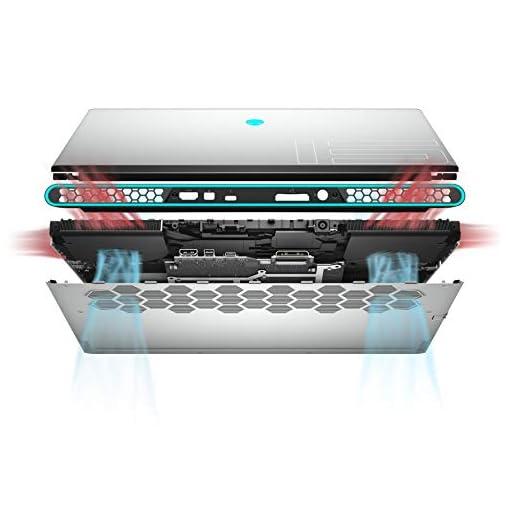 Alienware m15 R2 15.6-Inch FHD 144Hz Tobii Eye-Tracking Gaming Laptop – (Lunar Light) Intel Core i7-9750H, 16 GB RAM, 512 GB SSD, Nvidia GeForce RTX 2060 with 6 GB GDDR6, Windows 10 Home