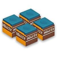 fancyus 12/PCS Blau Pioneer Billard Kreide