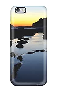 TYH - Lennie P. Dallas's Shop 3063816K69830011 Shock-dirt Proof Sunset At Laguna Beach Case Cover For ipod Touch4 phone case