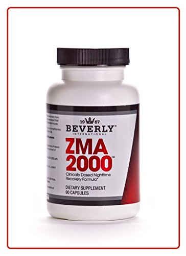 Beverly International ZMA 2000 90 Capsules