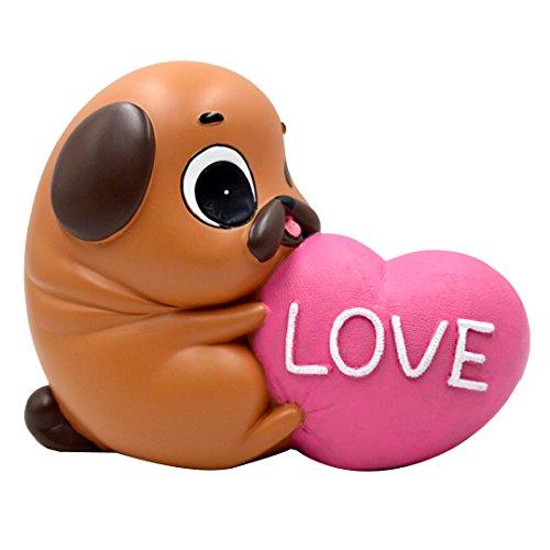Heart Pug - 4