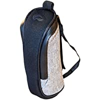 Skunk Lifestyle Edition Shuttle Case Smell Proof Bag Gray 8x4