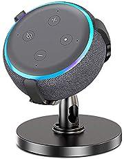Bovon Tischhalterung für Dot 3. Generation, 360° Verstellbare Halterung Ständer für Intelligenten Lautsprecher, Dot Zubehör, Verbessert die Sichtbarkeit des Sounds und die Erscheinung