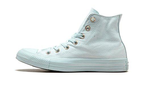 Converse Mandrin Taylorr Toute Étoile Mono Toile Salut Teinte Bleue / Teinte Bleue / Or Chaussures Classiques Femmes