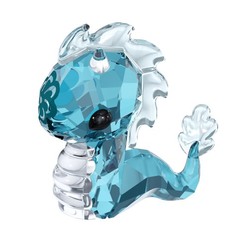 Swarovski Zodiac Figurine, Tatsu The (Swarovski Collectible Figurine)