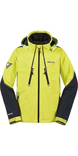 Musto MPX Gore-Tex Race Lite Jacket - Sulphur Spring XXL