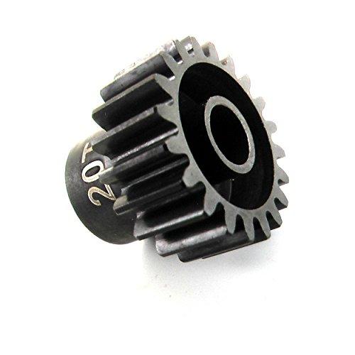 Hot Racing NSG3220 20t Steel 32p Pinion Gear 5mm Bore