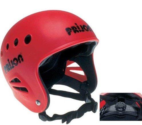 Prijon Surf Wildwasserhelm leicht & sicher Dreh-Disc System Farbe Rot B00IS33080 Kopfbedeckungen Qualität zuerst
