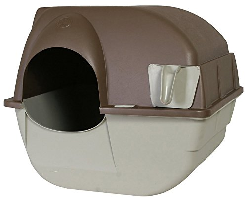 Omega Paw Self-Cleaning Litter Box (Omega Roll And Clean Litter Box Review)