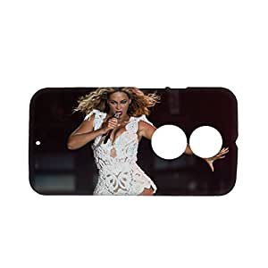 Generic Phone Shell Plastic Well Print Beyonce For Men For Moto X 2 Generation