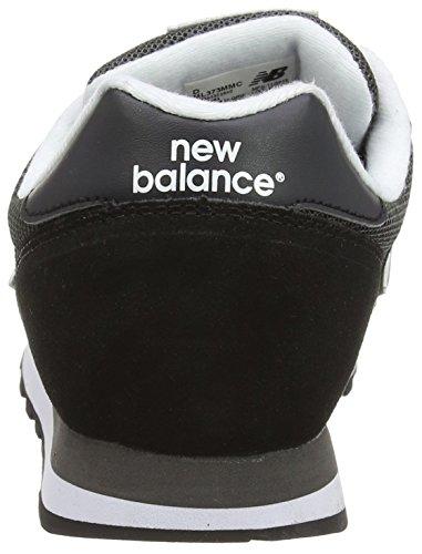New Balance ML373 - Zapatillas, Hombre Negro (Black/001)