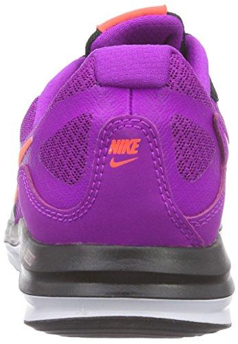 Nike De Mujer white vivid Running Black Fusion Zapatillas hyper Purple Orange X Dual Para rwBAqrIR4