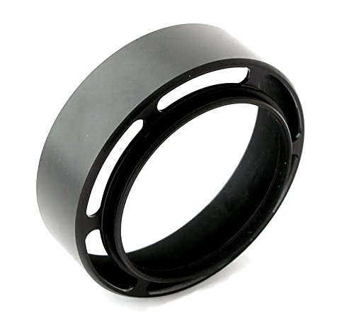 - Metal 43mm Vented Hood for Leica Leitz Zeiss Voigtlander Lens