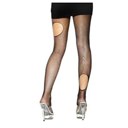 5c44299cf8d6c Fishnet Ripped Tights: Amazon.co.uk: Kitchen & Home