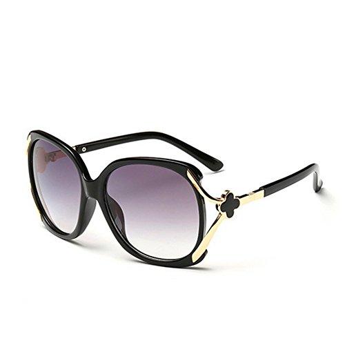 HaiBote 2016 Tide Brand Sunglasses Retro Female Fashionable - The Sunglasses Who Makes Darkest