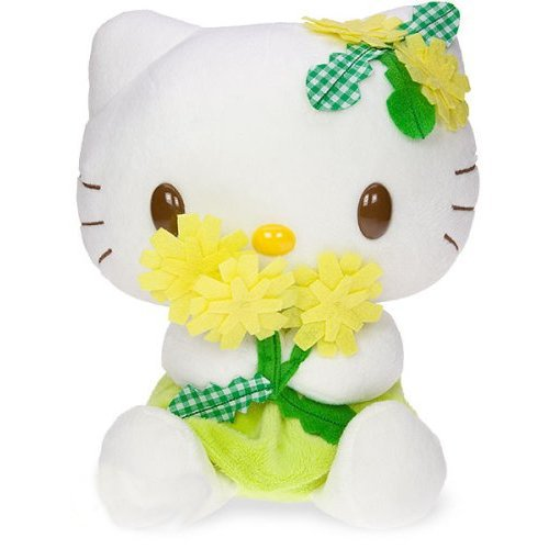 Sanrio Hello Kitty Flower - Sanrio Hello Kitty - Hello Kitty with Flowers 11