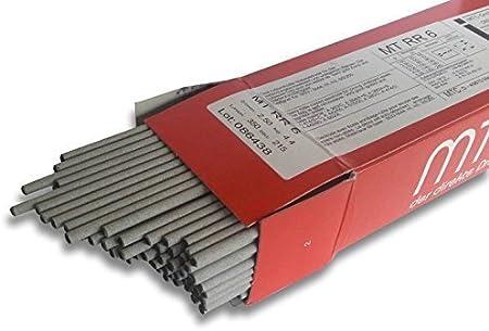 ELECTRODES D 1,6 mm pour soudure INOX en /étui 1 k/° de 158 pi/èces