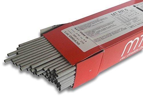 Rutil-Dickumhüllte Varillas Electrodos V2A 1.4316 MT-308L 1 ...