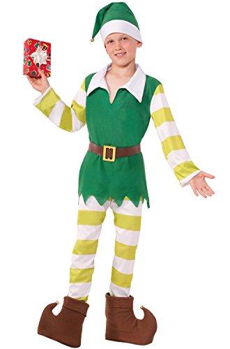 Forum Novelties Jingles the Elf Costume,