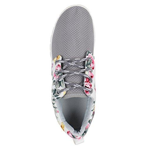 Gris Clair Flandell Course Fleurs Hommes Taille Paradis La Des Sur Unisexe De Blanches Chaussures Bottes Et Sport W7wAqO1SB