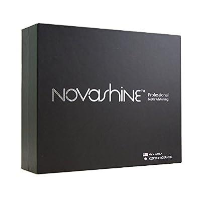 Novashine Teeth Whitening Kit Advanced Blue LED Kit for Him