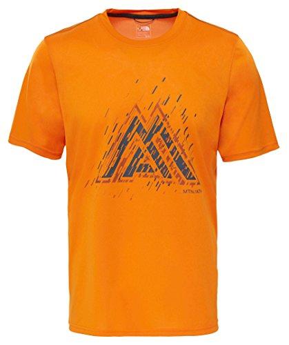 T North maniche M exubernceorghtr corte The Crew Reax Graphic Amp a shirt My Multicolore Face rHqgTr