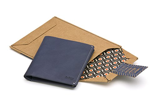Steel Wallet Blue Leather Version Black Bellroy Sleeve Note Old t804TwHq