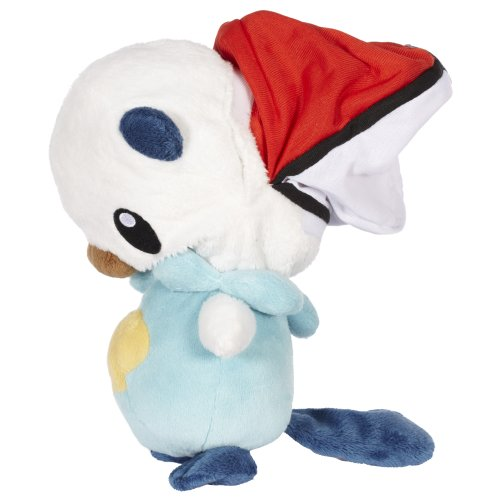 Amazon.com: Pokemon Black And White Plush By Jakks - Reversible Pokeball Series 1 - Oshawott/Mijumaru: Toys & Games