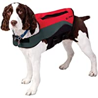 Onyx Neoprene Pet Vest - X-Large - Red/Grey