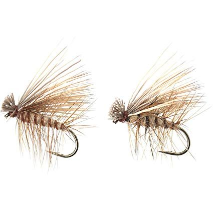 Umpqua Fly Fishing ELK Caddis TAN 12-6 - Fly Tan